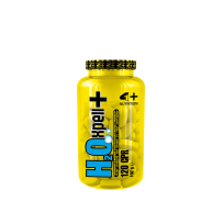 4 Plus Nutrition H2O Xpell + 120 caps.