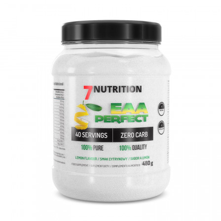 7 Nutrition EAA Perfect 480 gr.