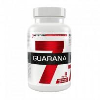 7 Nutrition Guarana 60 veg caps.