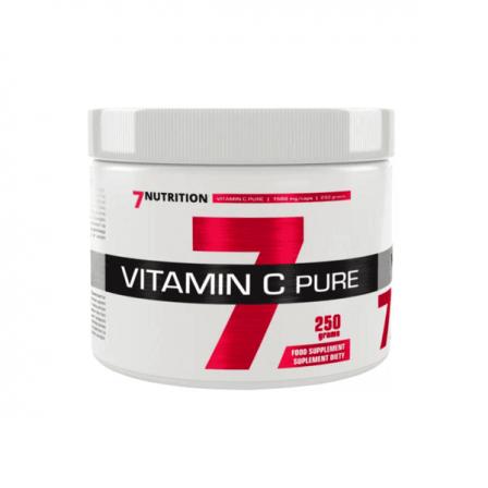 7 Nutrition Vitamin C 250 gr.