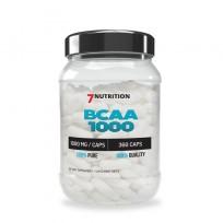 7 Nutrition BCAA 2:1:1 1000 360 caps.