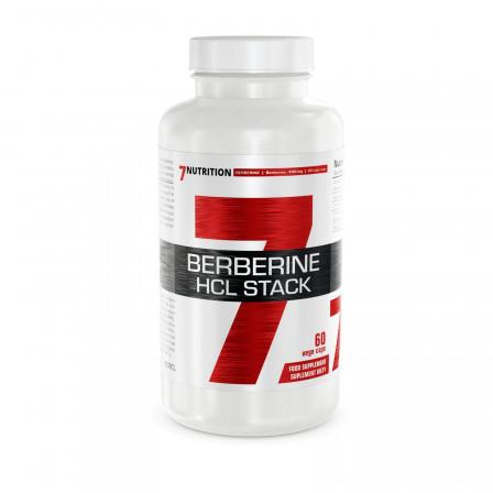 7 Nutrition Berberine HCL Stack 60 caps.