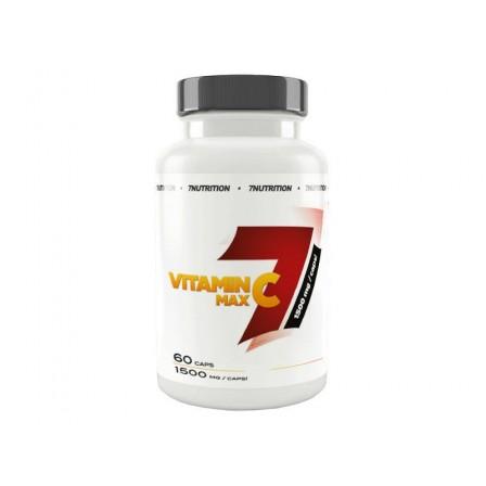 7 Nutrition Vitamin C 1500 mg 60 caps.