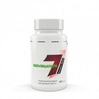 7 Nutrition Resveratrol 60 caps.