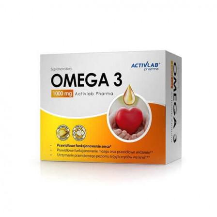 Activlab Omega 3 1000 mg 60 caps.