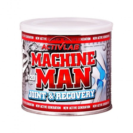 Activlab Machine Man Joint & Recovery 120 caps.
