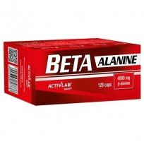 Activlab Beta Alanine 120 caps.