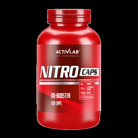 Activlab Nitro Caps 120 caps.
