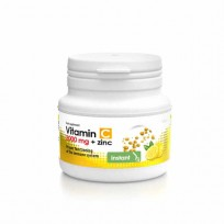 Activlab Vitamin C 2000mg + Zinc 150 gr.