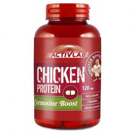 Activlab Chicken Protein Carnosine Boost 120 caps.