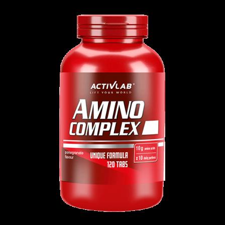 ActivLab Amino Complex 120 tabs.