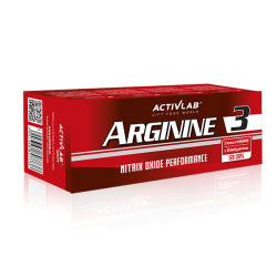 Activlab Arginine 3 120 caps.