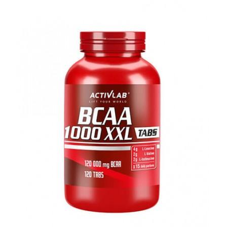 Activlab BCAA XXL 1000 120 tabs.