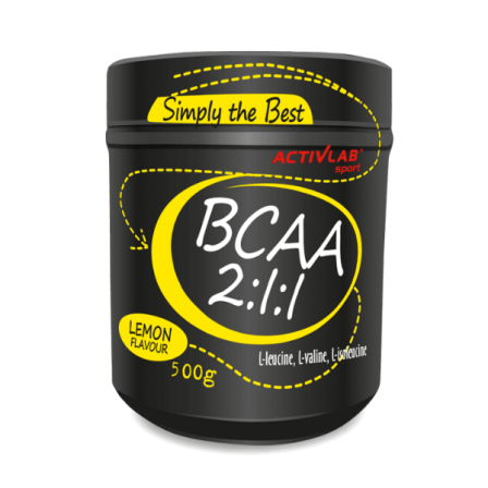ActivLab BCAA 2:1:1 500 gr.