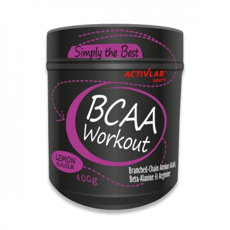 Activlab BCAA Workout 400 gr.