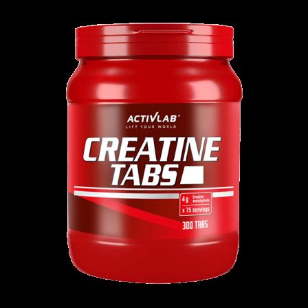 Activlab Creatine Tabs 300 tabs.