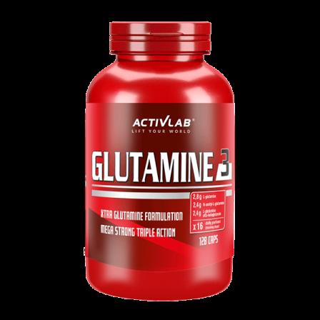 Activlab Glutamine 3 128 caps.