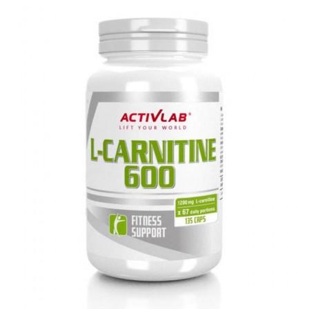 Activlab L-carnitine 600 135 caps.