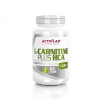 Activlab L-carnitine plus HCA 50 caps.