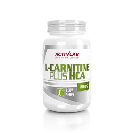 Activlab L-carnitine plus HCA 50 caps.