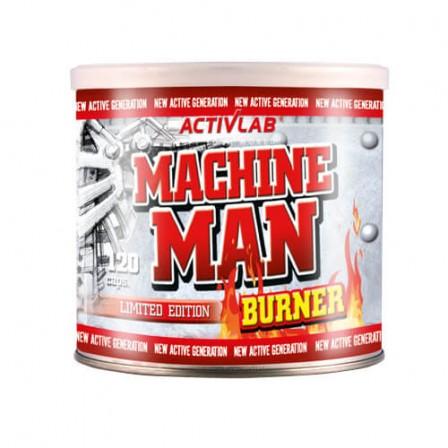 Activlab Machine Man Burner 120 caps.
