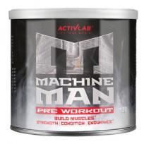 Activlab Machine Man Pre Workout 120 caps.