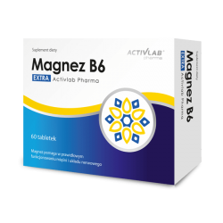 Activlab Magnez B6 60 tab.