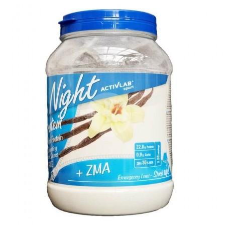 Activlab Night protein + ZMA 1000 gr.
