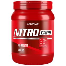 Activlab Nitro Caps 240 caps.