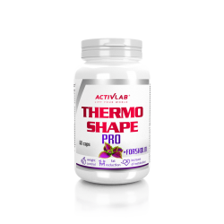 Activlab Thermo Shape Pro + Forskolin 60 caps.