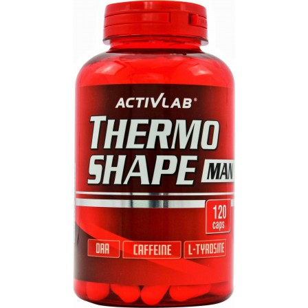 Activlab Thermo Shape Man 120 caps.