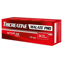 Activlab Tri Creatine Malate Pro 120 caps.
