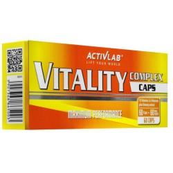 Activlab Vitality Complex 60 tabs.