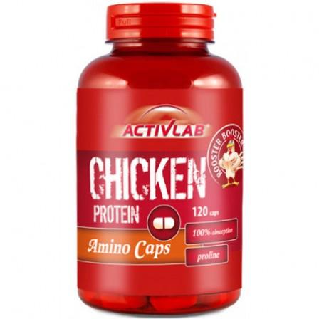 Activlab Chicken Protein Amino 120 caps.