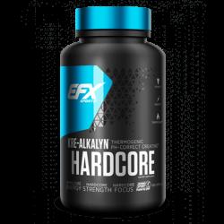 All American EFX Kre-Alkalyn Hardcore 120 caps.