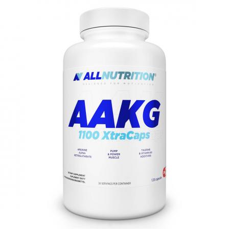 Allnutrition AAKG 1100 Xtra Caps 120 caps.