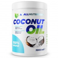 Allnutrition Coconut Oil Unrefined 1000 ml.