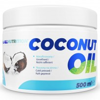 Allnutrition Coconut Oil Unrefined 500 ml.