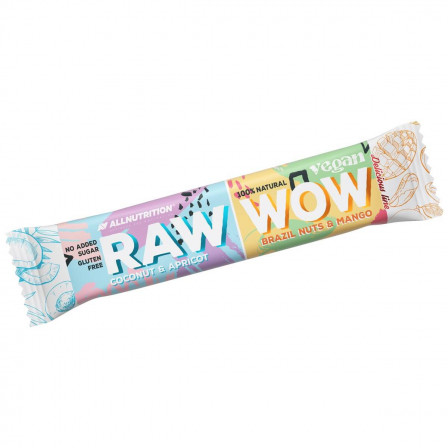 Allnutrition Raw Bar 2х35 gr.