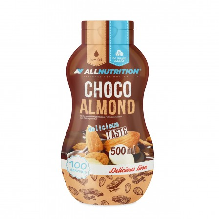 Allnutrition Sweet Sauce Chocolate Almond 500 ml.