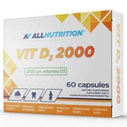 Allnutrition Vit D3 2000 60 caps.
