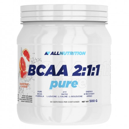 Allnutrition BCAA 2:1:1 Pure 500 gr.