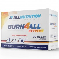 Allnutrition Burn4all Extreme 120 caps.