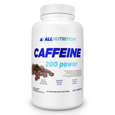 Allnutrition Caffeine 100 caps.