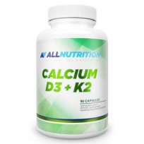 Allnutrition Calcium D3 + K2 90 caps.