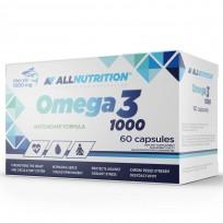 Allnutrition Omega 3 1000 60 caps.