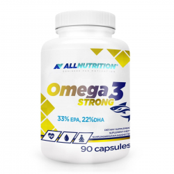 Allnutrition Omega 3 Strong 90 caps.