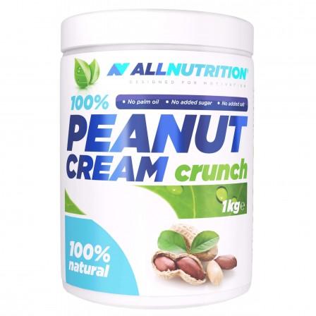 Allnutrition Peanut Cream 1000 gr. - Фъстъчено масло