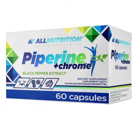 Allnutrition Piperine + Chrome 60 caps.