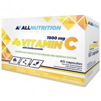 Allnutrition Vitamin C 1000mg + Bioflavonoids 60 caps.